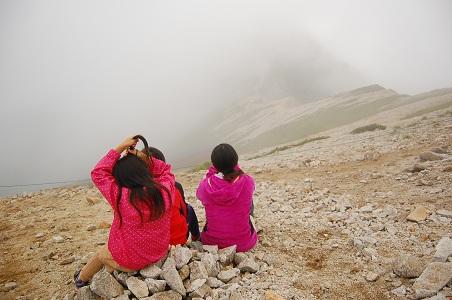 唐松岳登山 ~唐松岳③~_f0177714_9272192.jpg