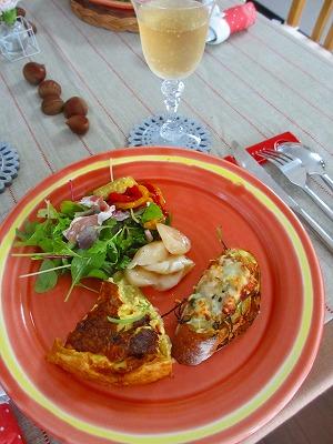 9月のイタリア料理レッスンpart5_f0229521_20511958.jpg