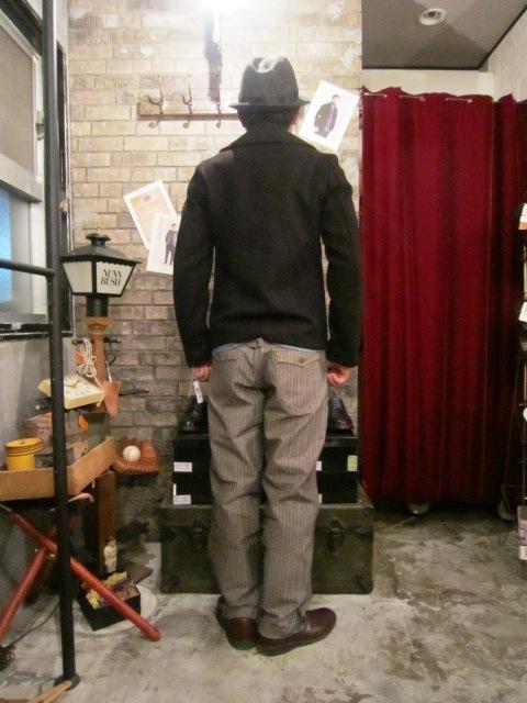 "FIDELITY \""SHORT PEA COAT & TAILORED COAT\"" ご紹介_f0191324_895837.jpg"