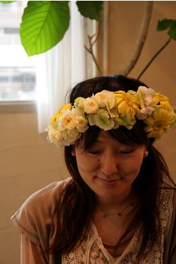 花冠り_d0086634_17565898.jpg