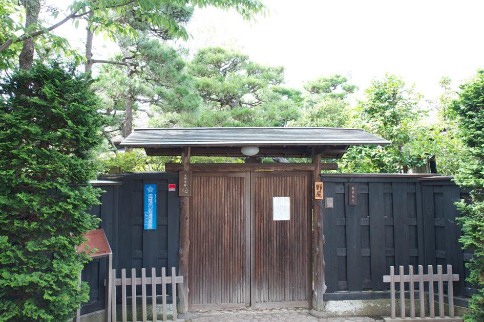 鎌倉 景観 5 路地 大佛茶廊_e0127948_048629.jpg