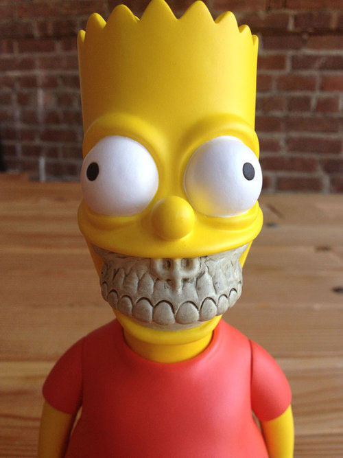 Bart Grin by Ron English_e0118156_11142991.jpg