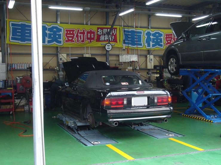 タイヤは新品に限りますな~\(・o・)/!_e0003660_23545596.jpg