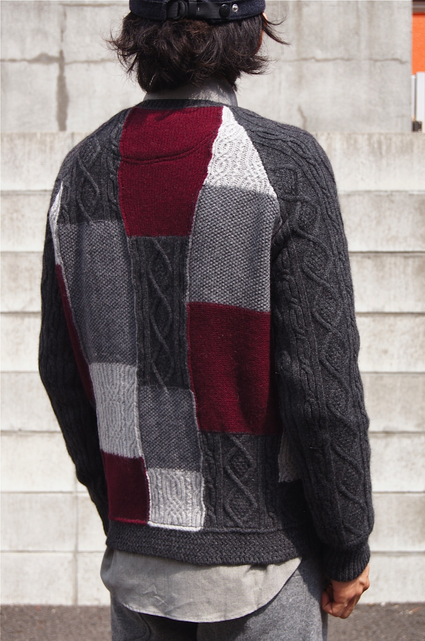 """White Mountaineering & COURT ROLL\"" Knit Item!!_f0020773_2010911.jpg"