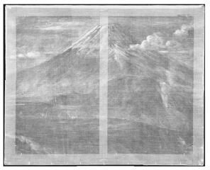 戦時下に描かれた?なぞ?の絵画とは。。丸木美術館にて_f0223981_1762100.jpg
