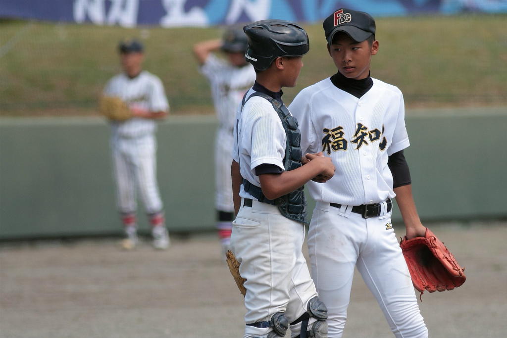 第8回若狭高浜大会 vs大淀ボーイズ4_a0170082_2012545.jpg