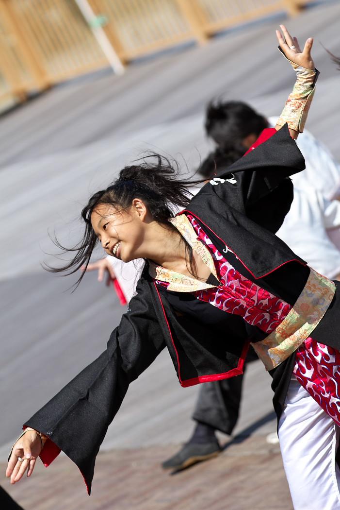 よさこい炎舞連神陽~Sin~@第10回静岡おだっくい祭り_c0187584_1912082.jpg
