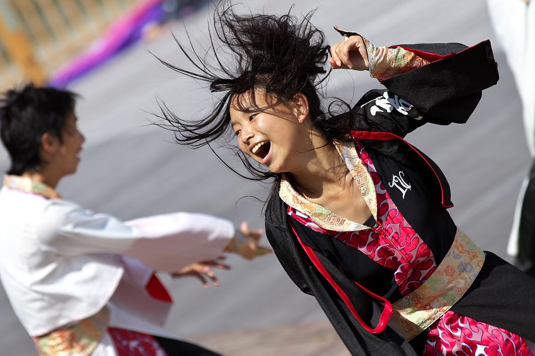 よさこい炎舞連神陽~Sin~@第10回静岡おだっくい祭り_c0187584_191406.jpg