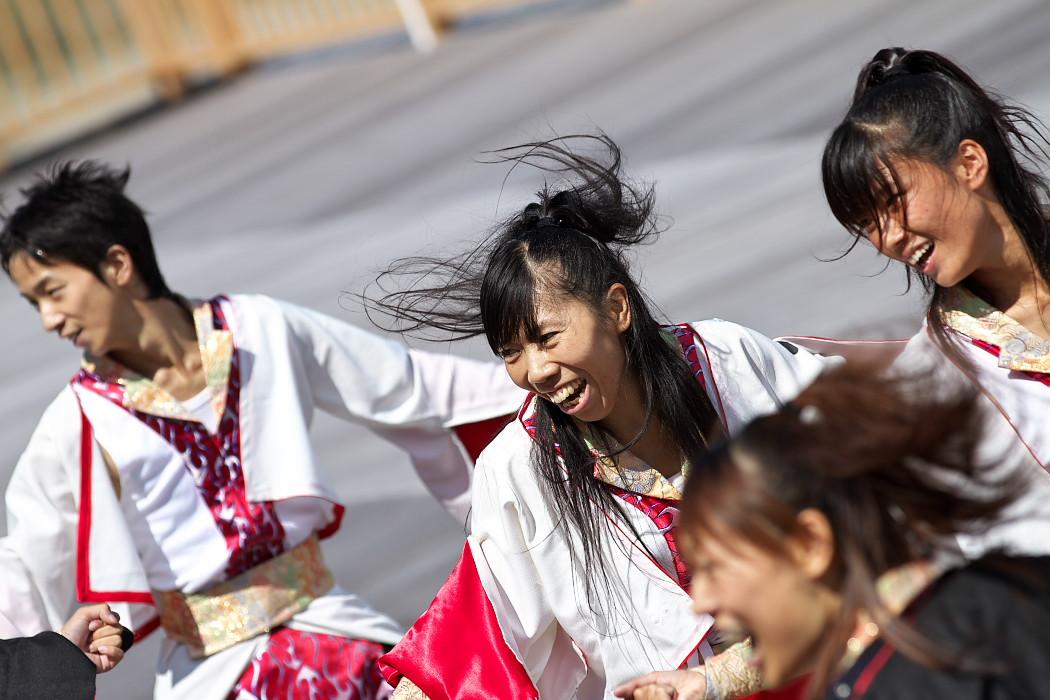 よさこい炎舞連神陽~Sin~@第10回静岡おだっくい祭り_c0187584_1922259.jpg