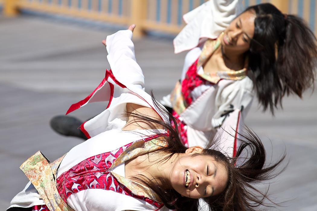 よさこい炎舞連神陽~Sin~@第10回静岡おだっくい祭り_c0187584_192756.jpg