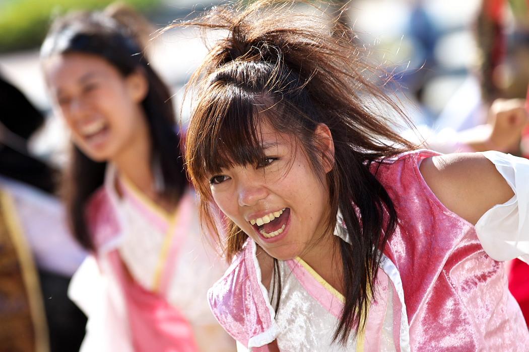 よさこい炎舞連神陽~Sin~@第10回静岡おだっくい祭り_c0187584_1942080.jpg