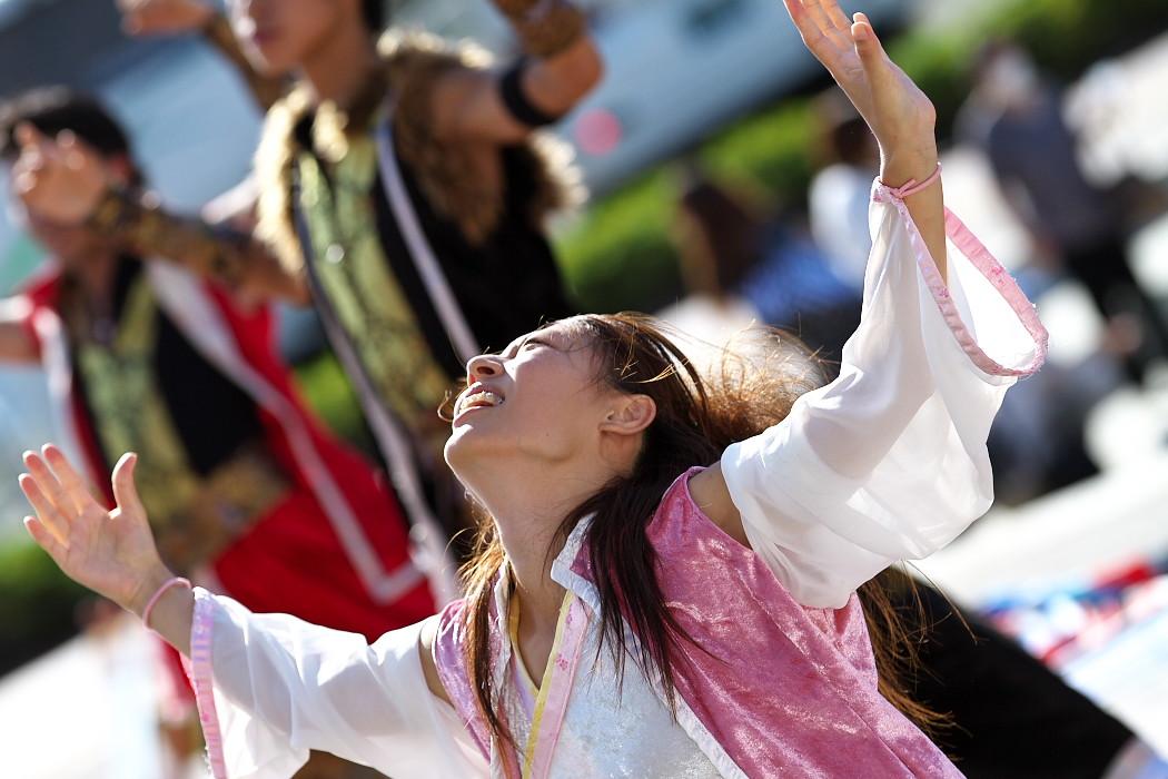 よさこい炎舞連神陽~Sin~@第10回静岡おだっくい祭り_c0187584_194982.jpg