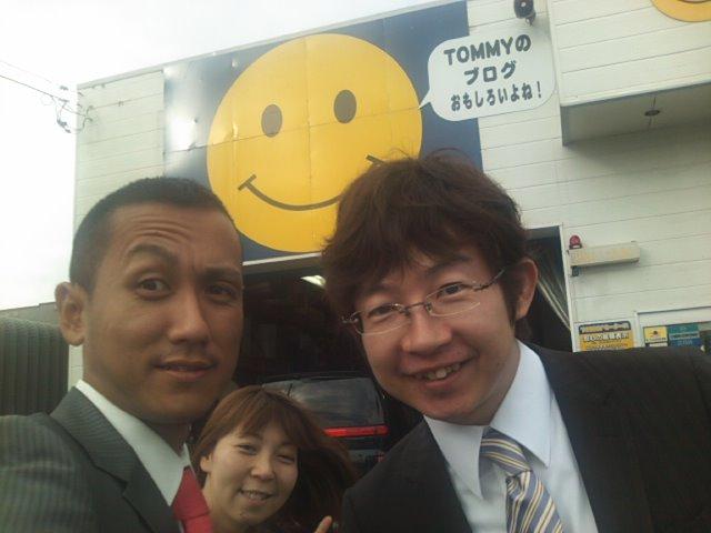 八重樫先生&お姉ちゃんご来店(^^)_b0127002_15502153.jpg