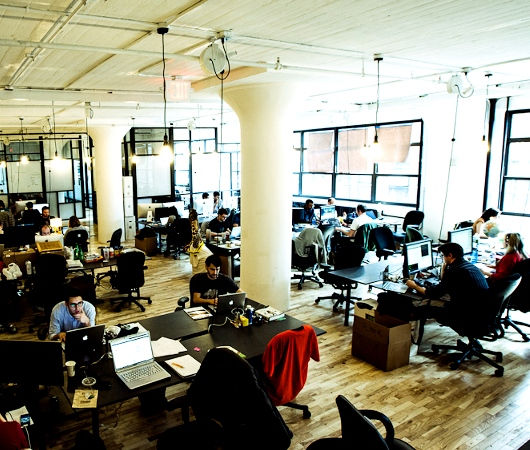NYの共有オフィスWeWork Labsでペプシが独自のベンチャー支援_b0007805_231727.jpg