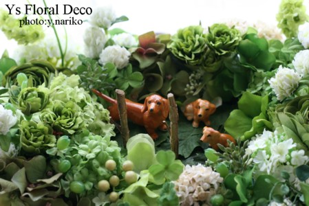 ふさふさ緑のお庭のわんこたち 宇都宮へ_b0113510_1933899.jpg