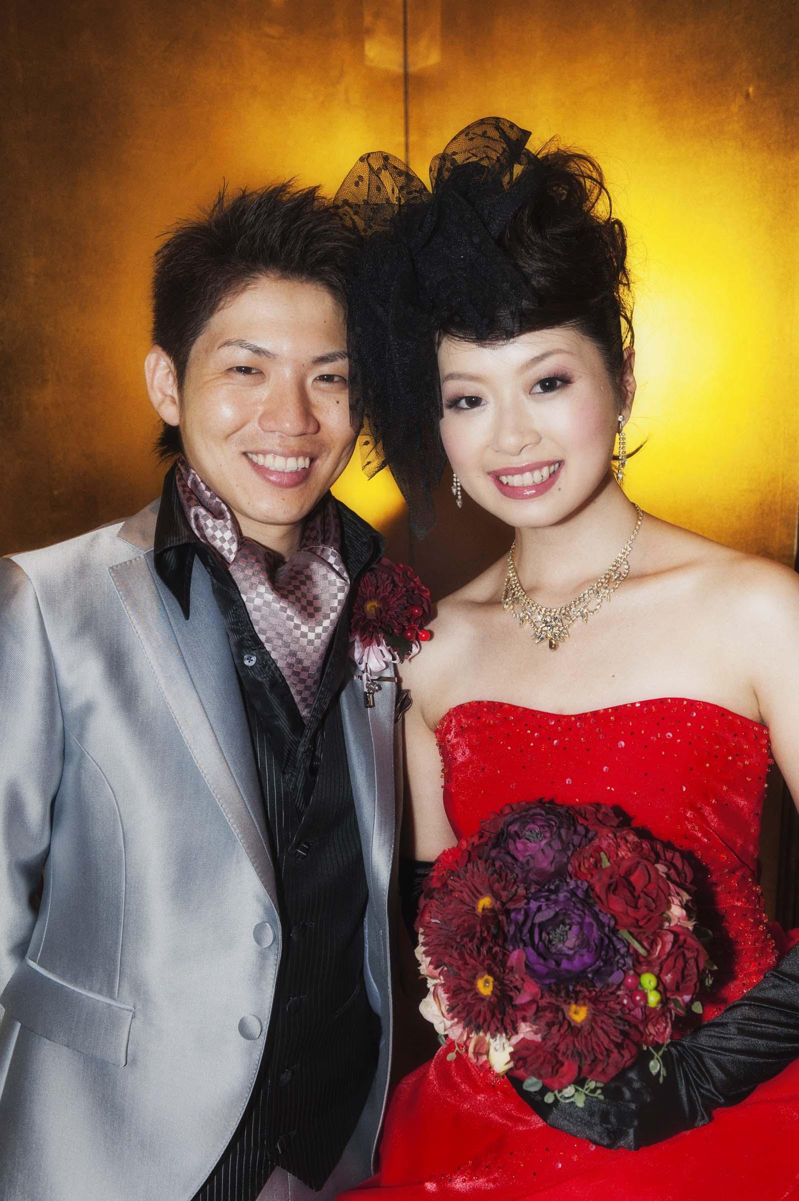 同級生のお嬢様結婚式を撮りました。_c0028861_1437468.jpg