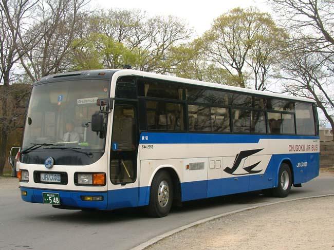 中国JRバス_e0192662_22491518.jpg