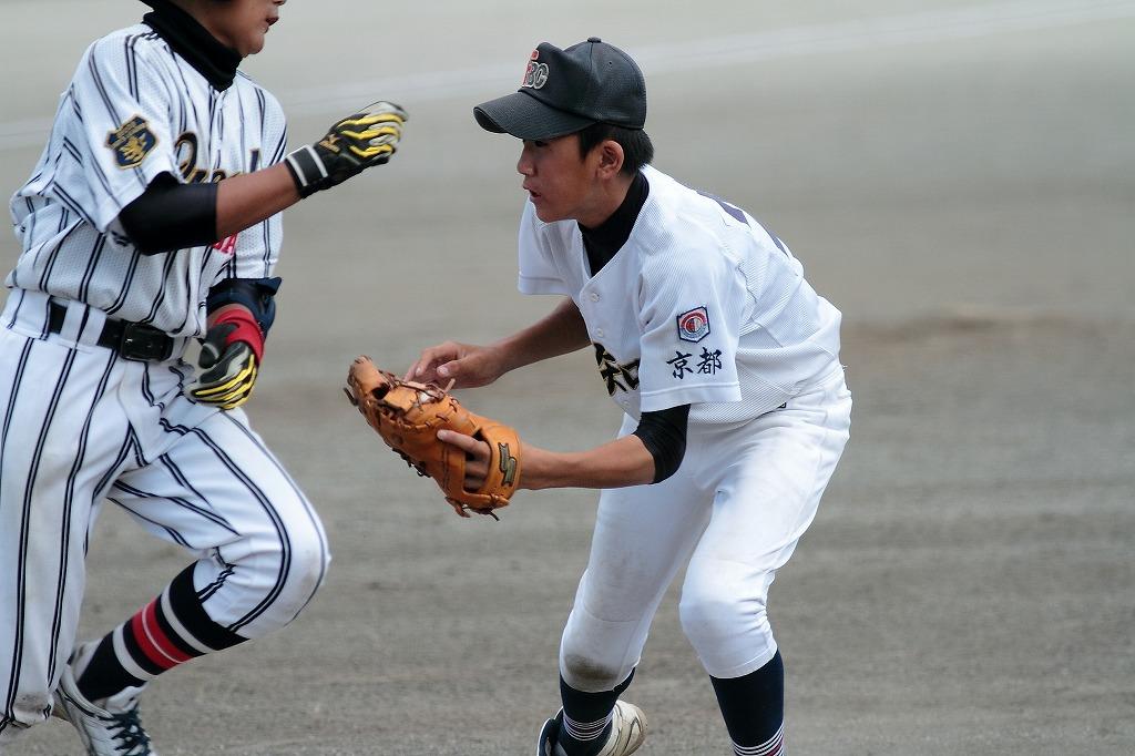 第8回若狭高浜大会 vs大淀ボーイズ5_a0170082_2095420.jpg