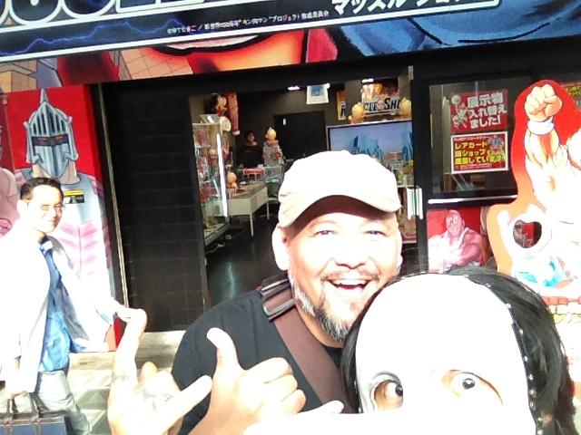 「DIXIES マッチョの大阪最強サンシャインツアー新世界100周年 キン肉マンprojectスペシャル!!!」_f0236990_10145780.jpg