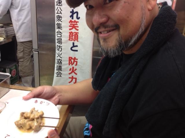 「DIXIES マッチョの大阪最強サンシャインツアー新世界100周年 キン肉マンprojectスペシャル!!!」_f0236990_1037434.jpg