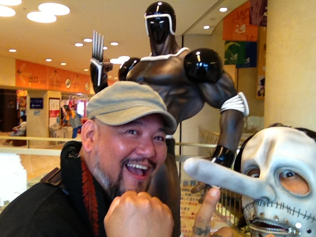「DIXIES マッチョの大阪最強サンシャインツアー新世界100周年 キン肉マンprojectスペシャル!!!」_f0236990_10452736.jpg