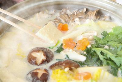 とろける湯豆腐 おとうふ工房さんの王水鍋_e0190082_13422438.jpg