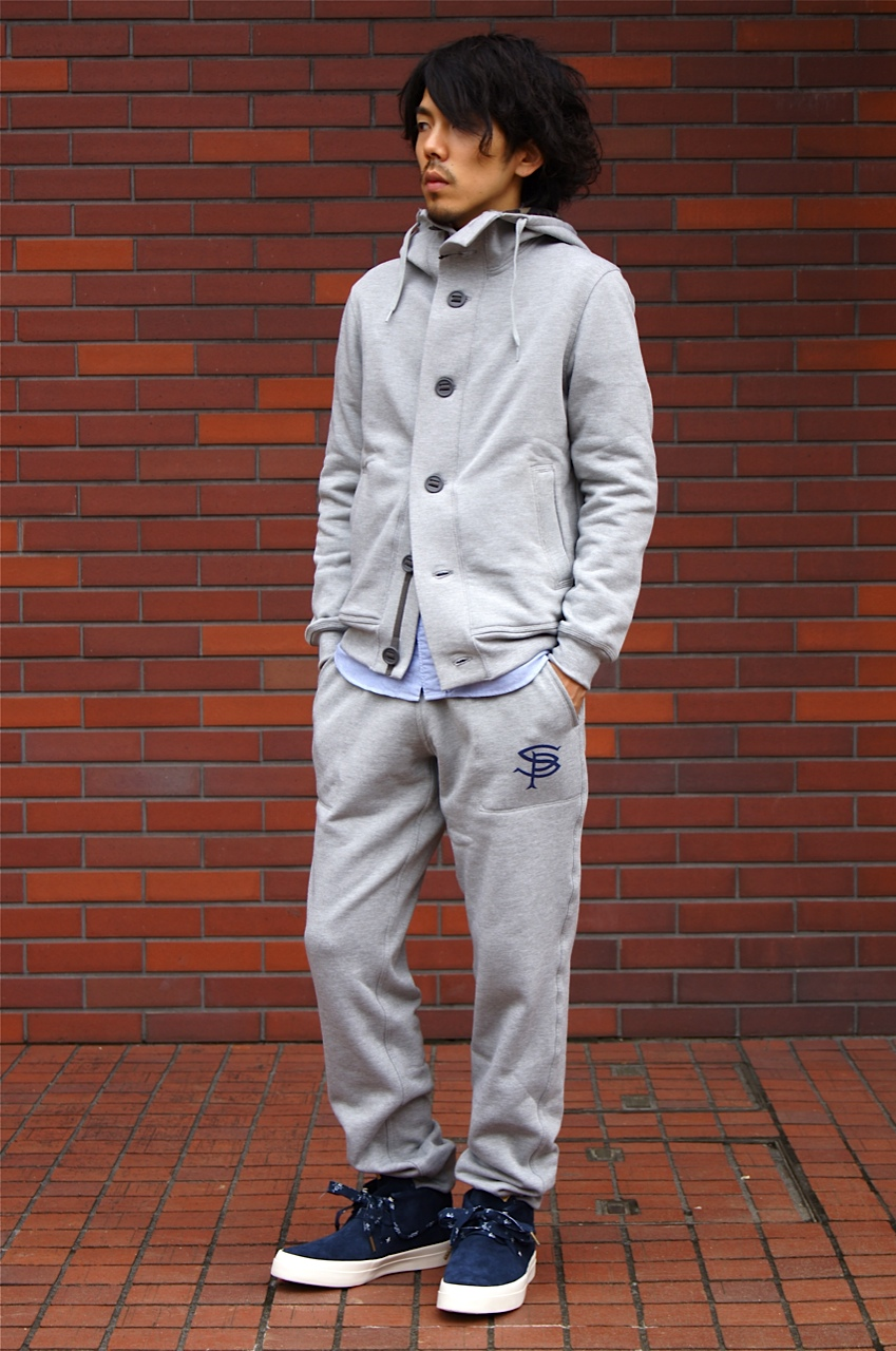 """SOPHNET. × uniform experiment\"" NAVY & GRAY!!_c0079892_2058313.jpg"