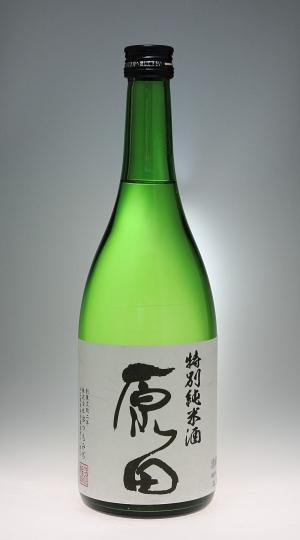 特別純米酒 原田 [はつもみぢ]_f0138598_8492419.jpg