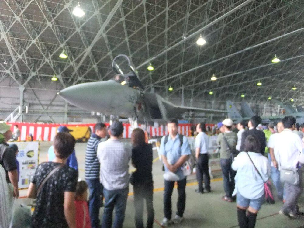 小松空港の航空ショー_e0087201_23302740.jpg