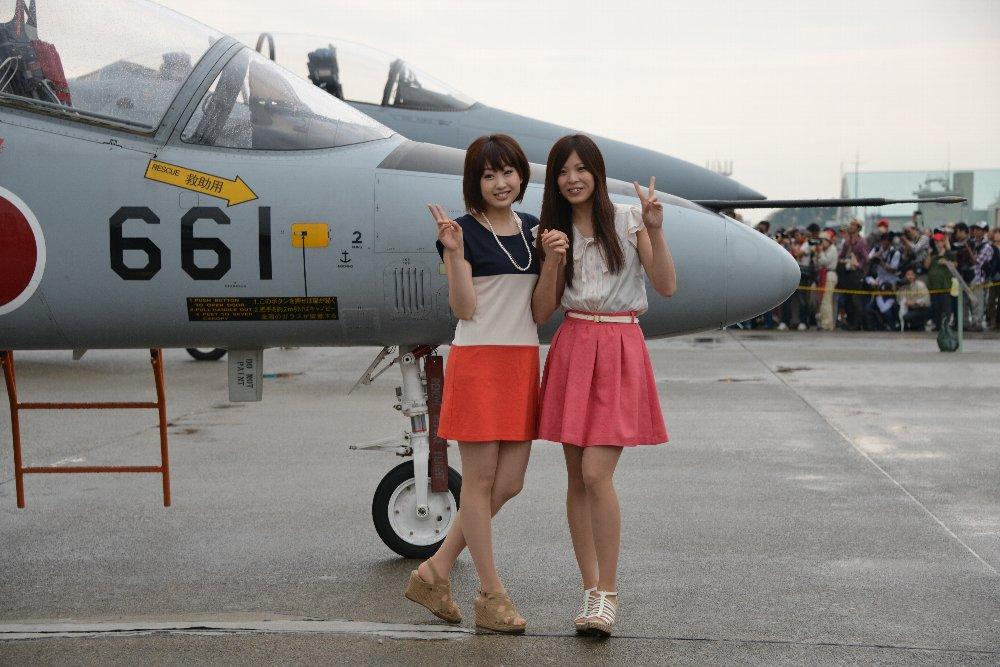小松空港の航空ショー_e0087201_23311637.jpg