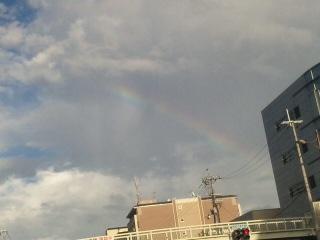 虹を見たかい?_f0042307_22361153.jpg