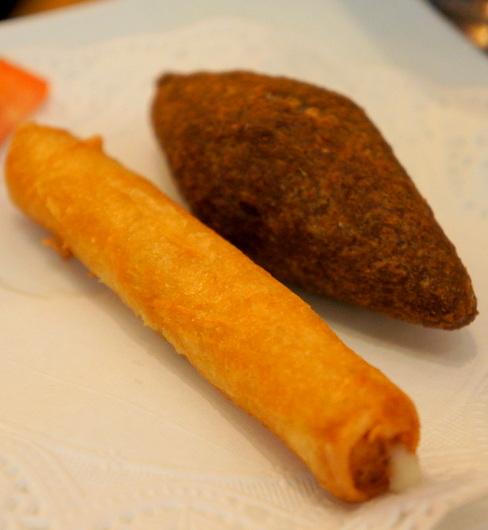 ジュネーブのお皿:コーラが高い高級レバノン料理店_c0201334_22573057.jpg