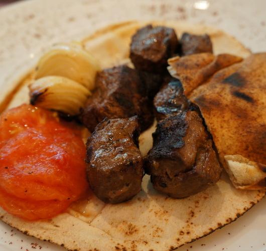 ジュネーブのお皿:コーラが高い高級レバノン料理店_c0201334_2311183.jpg