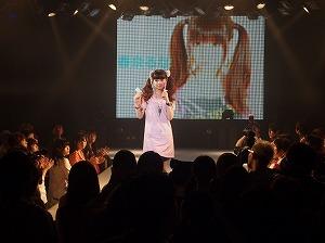 """世界初となるツインテールのイベント""""ツインテール祭""""が9月22日(土)、ラフォーレ原宿で行われた。_e0025035_8561884.jpg"""