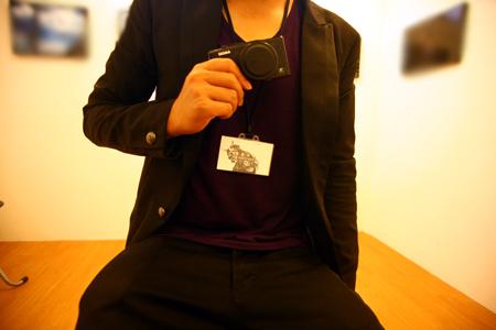 佐藤 友基写真展『-妄 葬 -』_e0158242_1225123.jpg