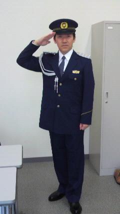 一日警察署長(^o^ゞ_d0051146_152774.jpg