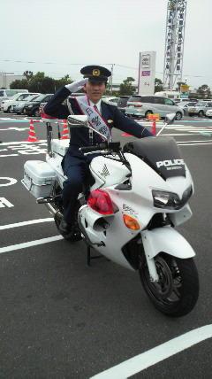 一日警察署長(^o^ゞ_d0051146_152781.jpg