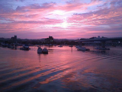 昔々、横浜で。/平潟湾の夕暮れに流した涙のゆくえ。CODで生きるということ。_c0109850_432012.jpg