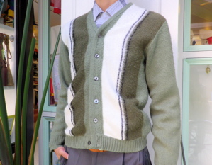 ++ Men\'s cardigan of two style !!++_e0148852_173048.jpg