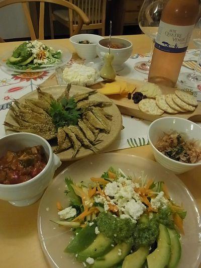 ワインとチーズの頒布会_b0188357_21442319.jpg