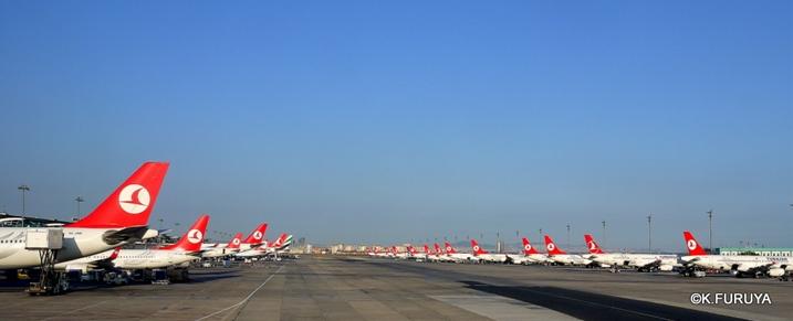 トルコ旅行記 1   トルコ航空は快適♪_a0092659_2432633.jpg