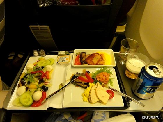トルコ旅行記 1   トルコ航空は快適♪_a0092659_2535179.jpg
