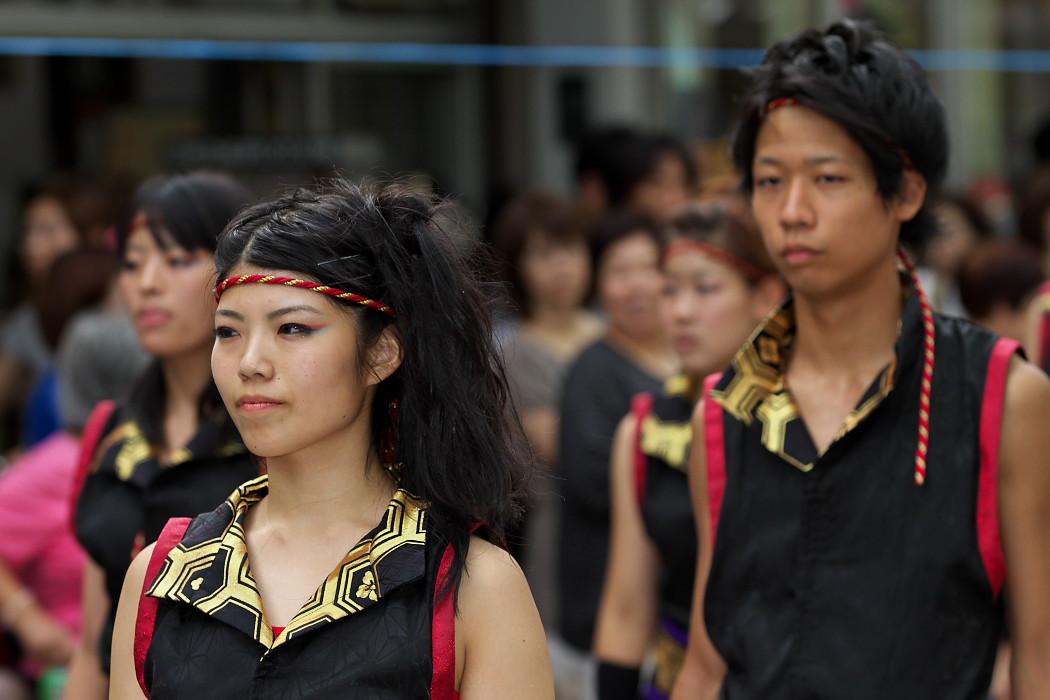 凰@第10回静岡おだっくい祭り(その4)_c0187584_1844573.jpg