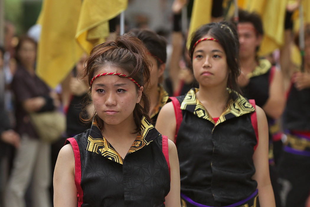 凰@第10回静岡おだっくい祭り(その4)_c0187584_18465517.jpg