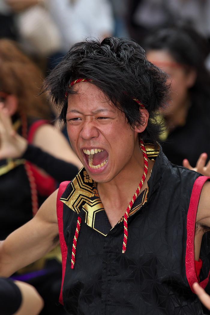 凰@第10回静岡おだっくい祭り(その4)_c0187584_184754.jpg