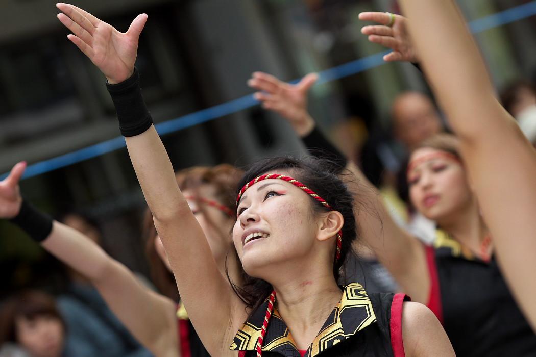 凰@第10回静岡おだっくい祭り(その4)_c0187584_18503435.jpg