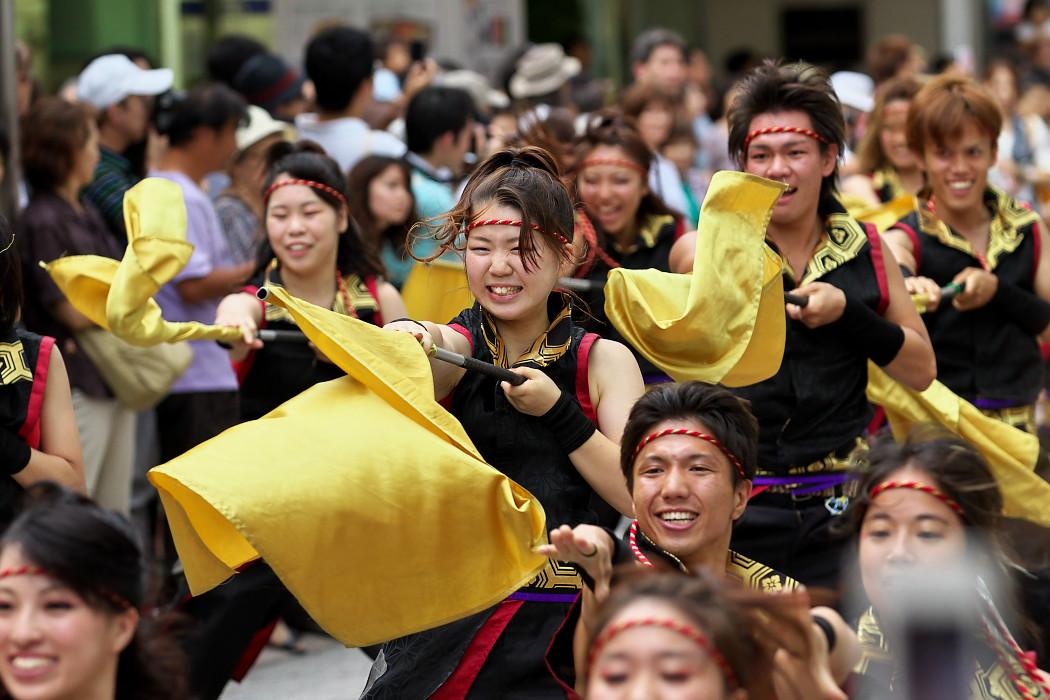 凰@第10回静岡おだっくい祭り(その4)_c0187584_1850681.jpg