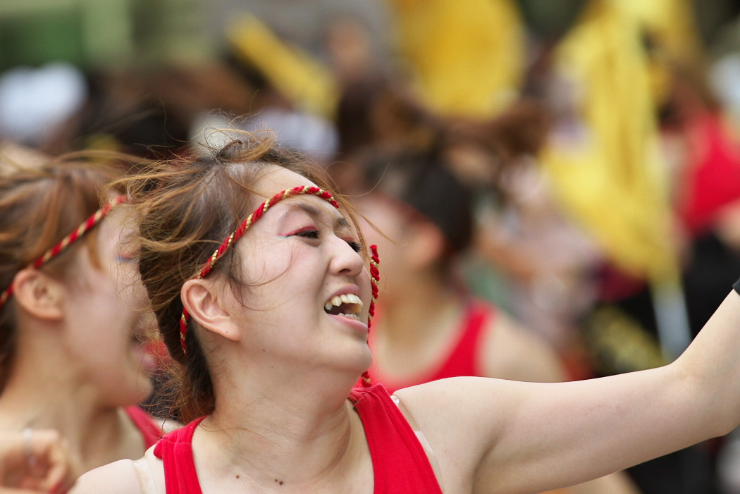 凰@第10回静岡おだっくい祭り(その4)_c0187584_1851155.jpg