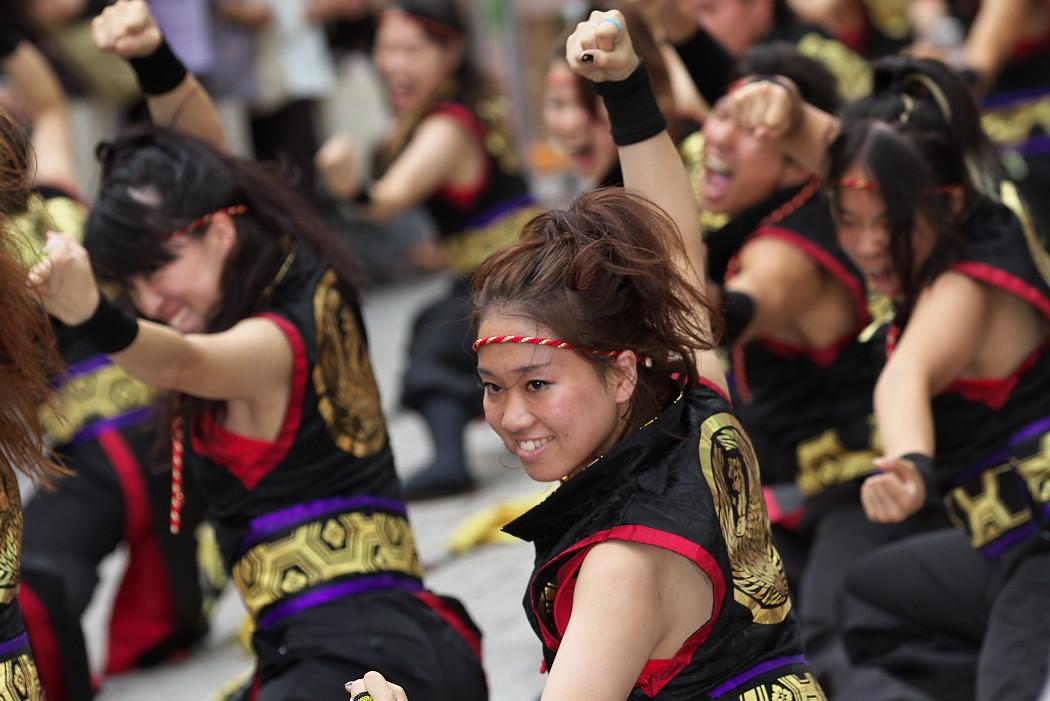 凰@第10回静岡おだっくい祭り(その4)_c0187584_19541292.jpg