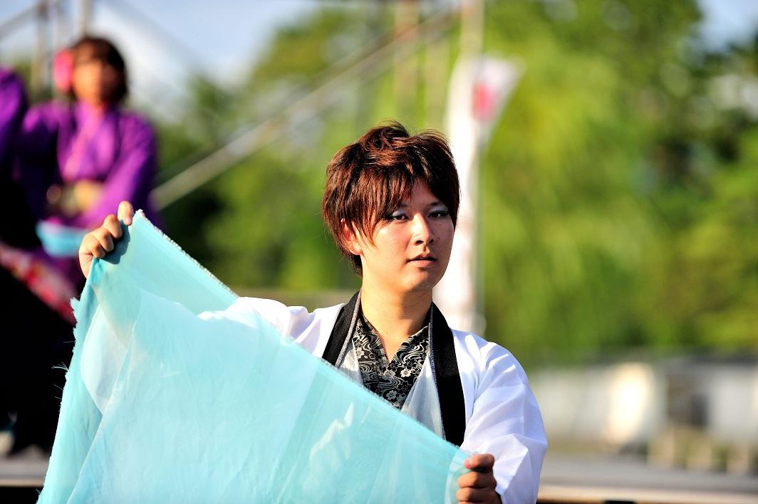 「おだっくい」駿府城公園会場にて_f0184198_0353447.jpg